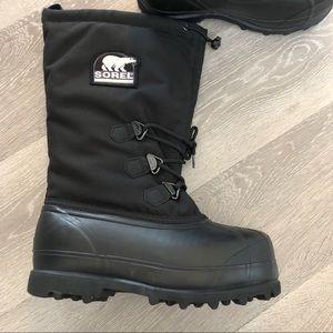 Sorel Men's Glacier Extreme Snow Boots Size US 8